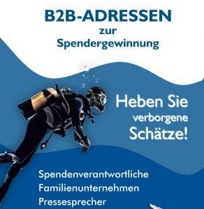 Spender im B2B-Segment
